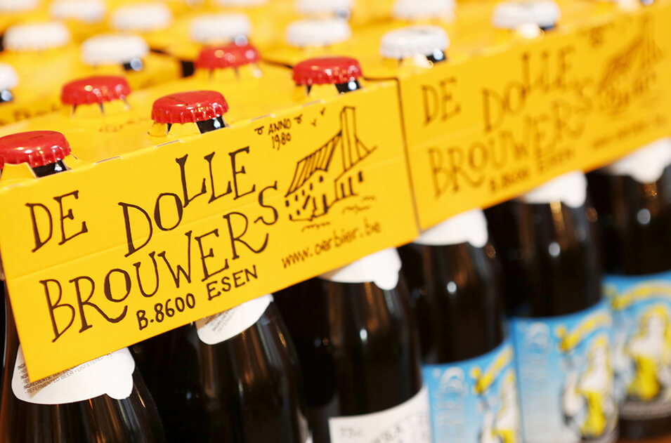 De Dolle Brouwers  - Home